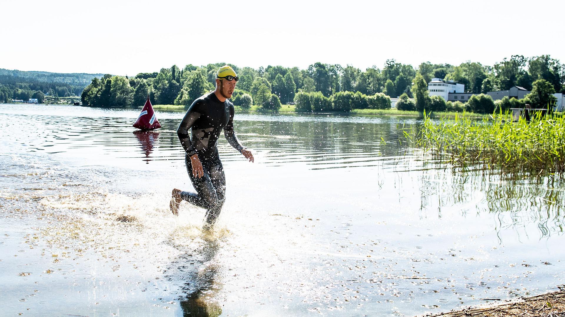 Boras Swimrun Karta.Boras Triathlon En Triathlontavling Over Halv Im Och Sprintdistans